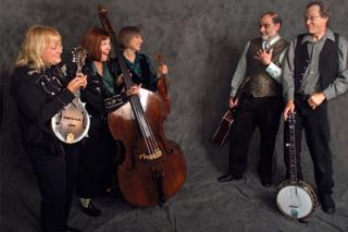 Music @ Noon - Sidesaddle & Company, bluegrass
